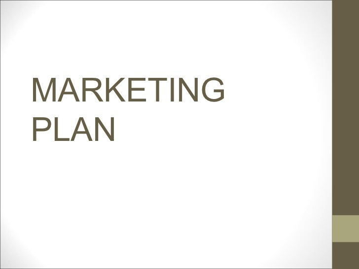 Sample Business Plan Presentation