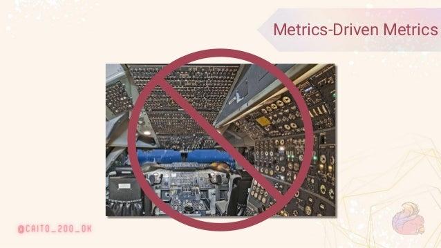 © 2020 Ververica 19 Metrics-Driven Metrics