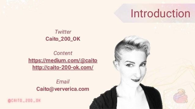 © 2020 Ververica 55 Twitter Caito_200_OK Content https://medium.com/@caito http://caito-200-ok.com/ Email Caito@ververica....