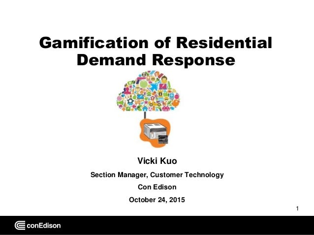 Gamification of Residential Demand Response