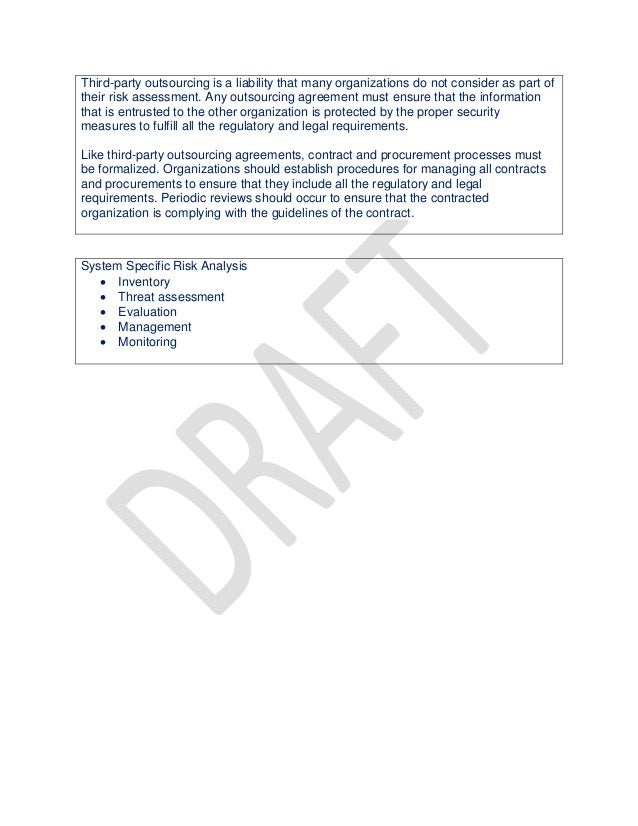 III. Research, Analysis and Assessment 3.1 Apply research methods to determine industry trends and impact to the enterpris...