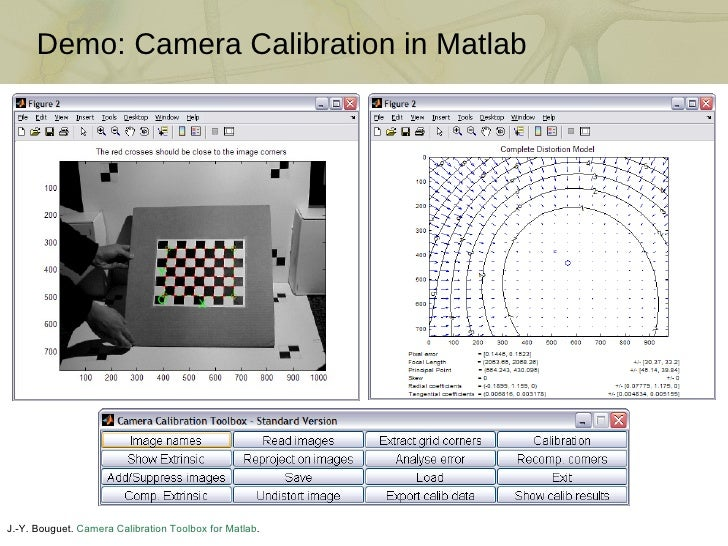 Camera Calibration Toolbox For Matlab Free Download