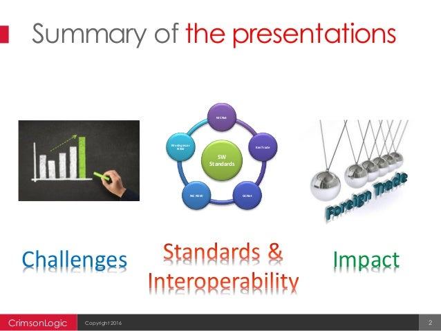 Single window experience sharing workshop - CRIMSONLOGIC Slide 2