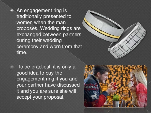 What Is The Difference Between A Wedding Ring And An