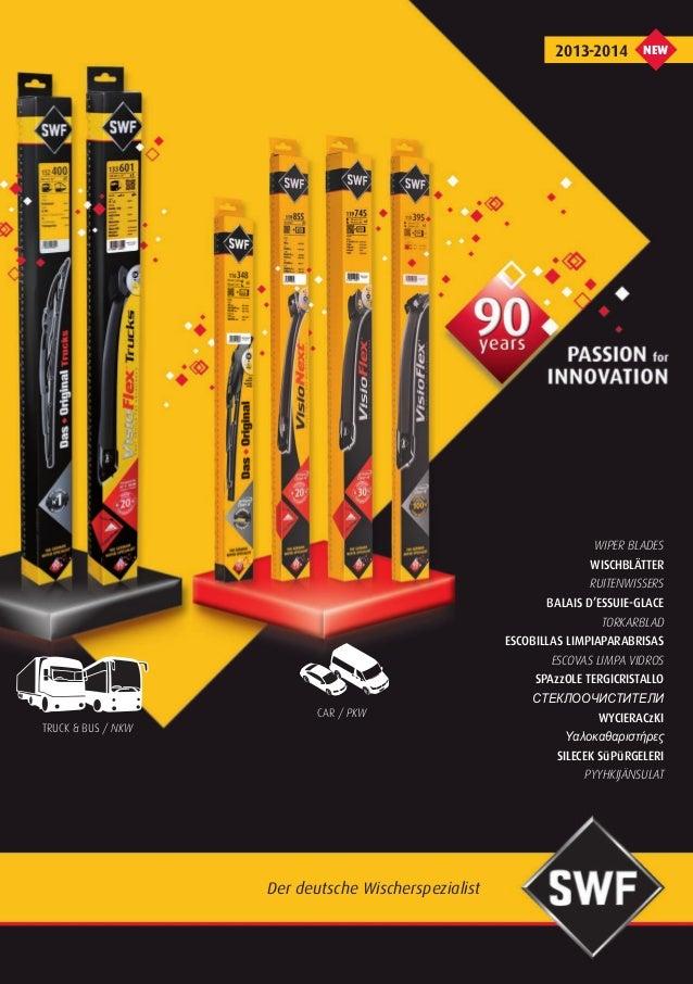 swf wiper blades 2013 2014 passenger cars trucks. Black Bedroom Furniture Sets. Home Design Ideas