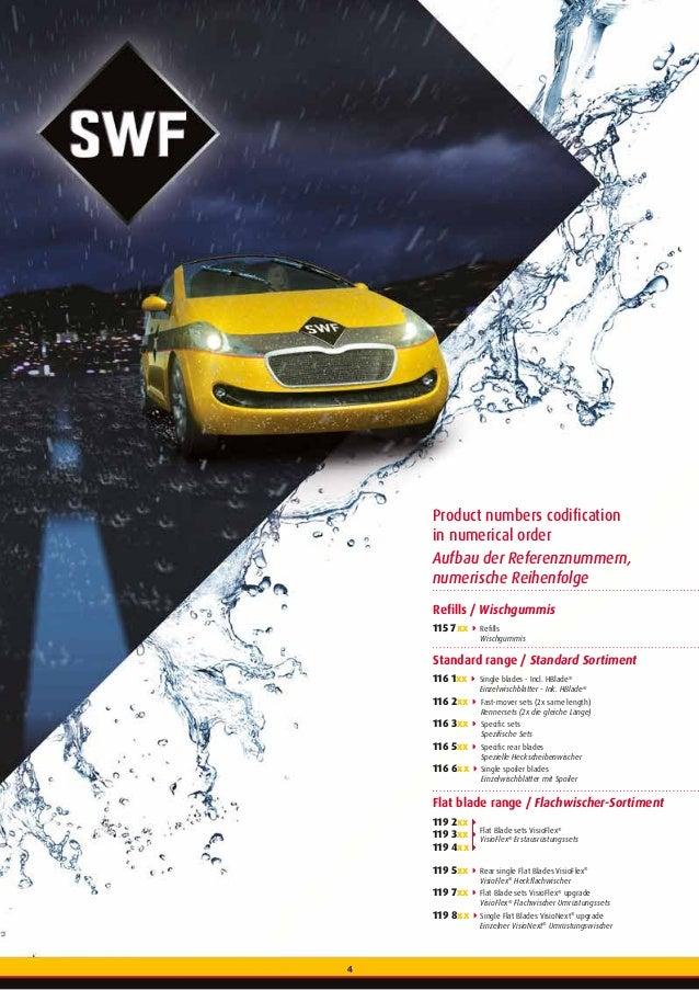 Heckscheibenwischerarm und Wischerblatt Rear Wiper für FIAT PUNTO 176