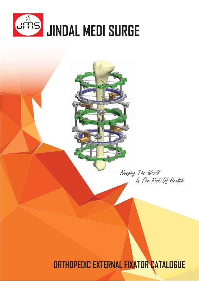 Orthopedic External Fixates Catalog