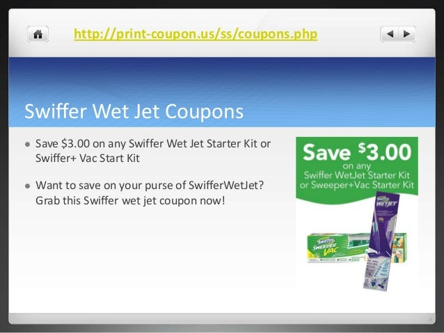 Swiffer Coupon Code