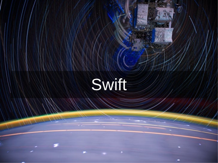 Swift● Object Store● Analogous to S3● Infinite Storage● REST based API● Consistent Hash ring●   HEAD , PUT, GET, POST,    ...