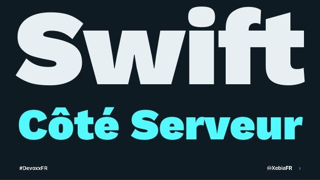 Swi! Côté Serveur 1
