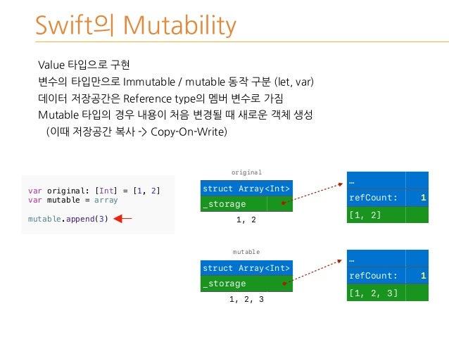 스위프트, 코틀린과 모던언어의 특징 (Swift, Kotlin and Modern