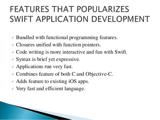 Swift - Classes