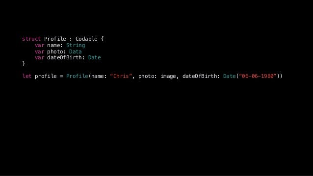 Swift Cloud Workshop - Codable, the key to Fullstack Swift