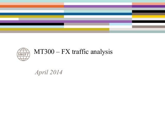 MT300 – FX traffic analysis April 2014
