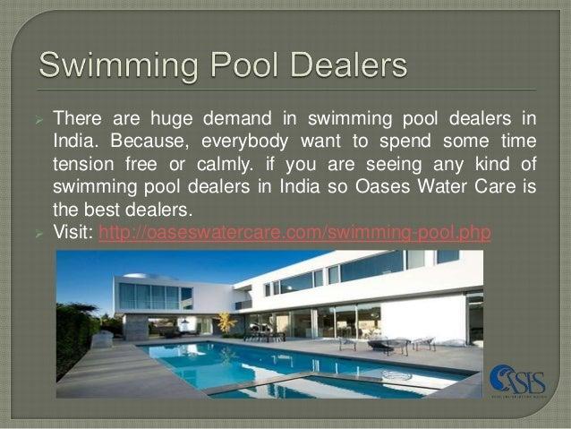 Swimming pool dealers in delhi for Pool dealers
