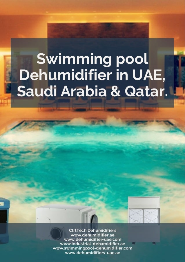 Dehumidifier for swimming pool or Swimming pool dehumidifier ...
