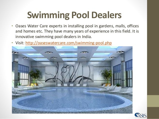 Swimming Pool Dealers ...
