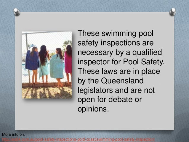 Swimming pool safety inspections for legislations in pool - Emergency action plan swimming pool ...