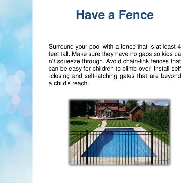 Kanner Pintaluga Review Kids Swimming Pool Safety Tips
