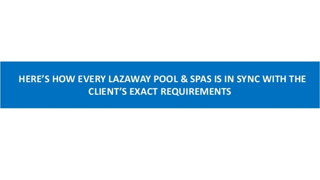 Swimming Pools In Geelong And Melbourne Lazaway Pool Spas