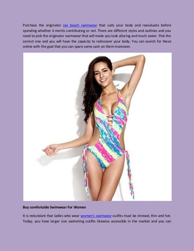 Make The Right Choice By Choosing Designer Swimwear For Women