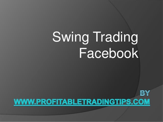 Swing Trading Facebook