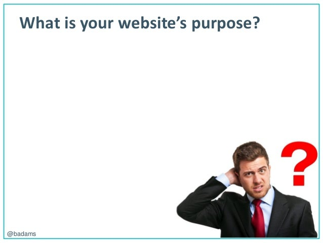 POLEMIC D I G I T A L@badams What is your website's purpose?