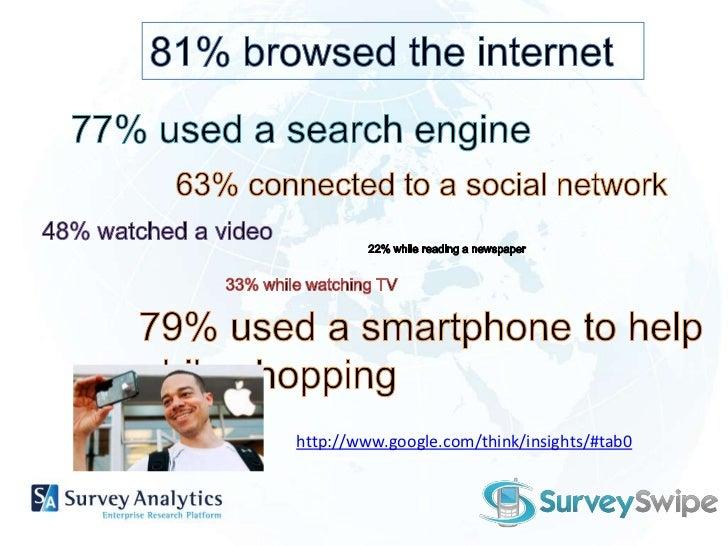 SurveySwipe Slide 2