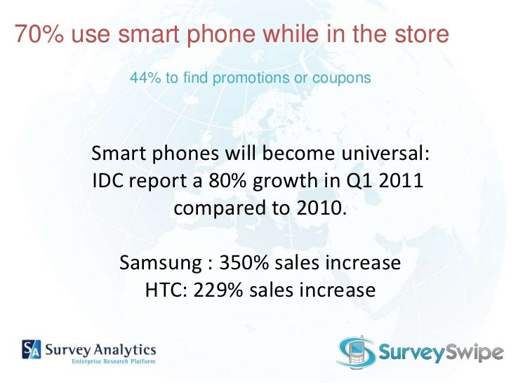 SurveySwipe Slide 3