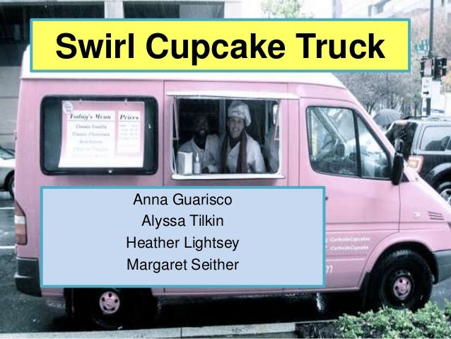 Swirl Cupcake Truck     Anna Guarisco      Alyssa Tilkin    Heather Lightsey    Margaret Seither
