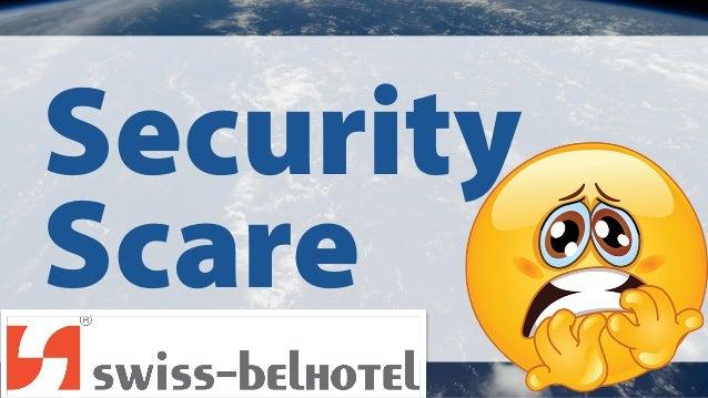 Security Scare