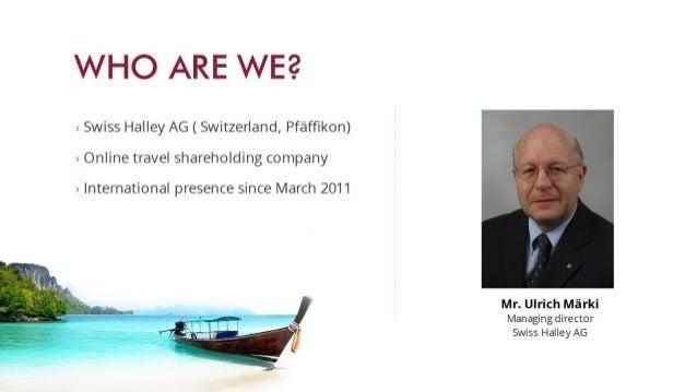 Swiss Halley Busines Presentation (english) Slide 2