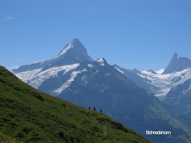 Swiss Mountains Bergwelt Slide 27