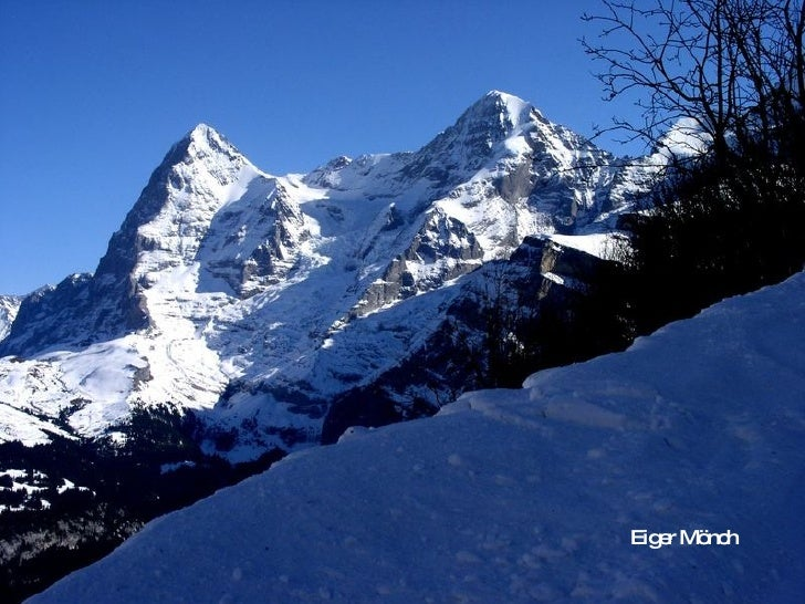 Swiss Mountains Bergwelt Slide 6