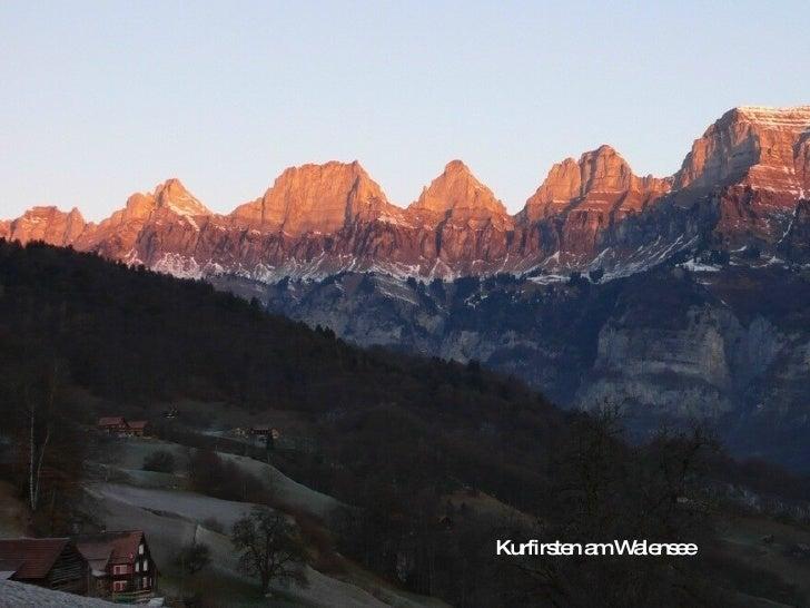 Swiss Mountains Bergwelt Slide 7