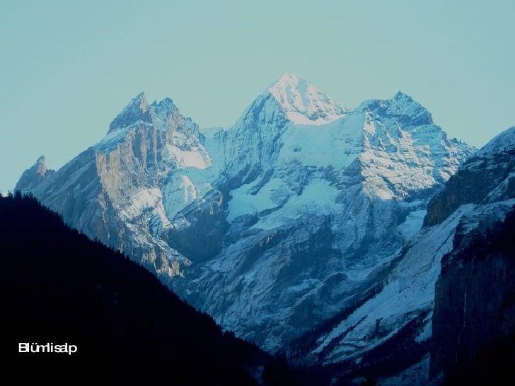 Swiss Mountains Bergwelt Slide 9