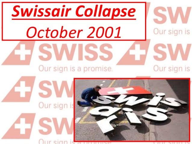 Swissair Collapse October 2001