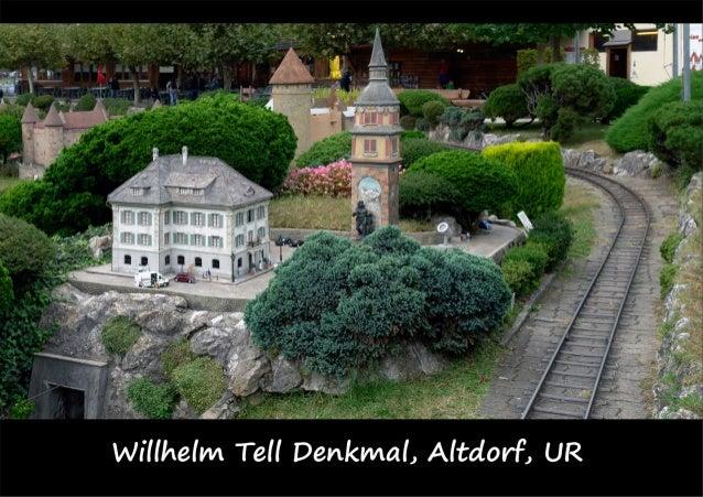 Swissminiatur - Ticino - Switzerland