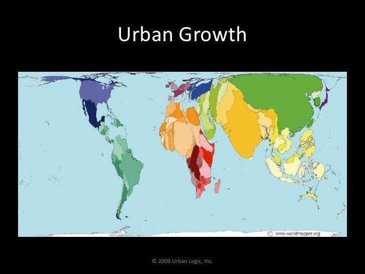 Urban Growth<br />© 2009 Urban Logic, Inc.<br />