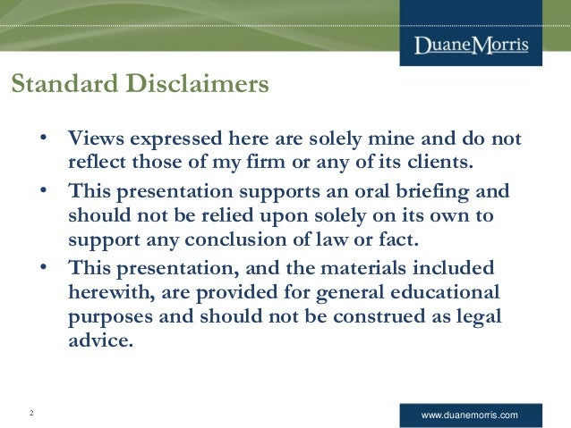 FDA Regulation of Drug and Device Advertising and Promotion -- The Basics Slide 2