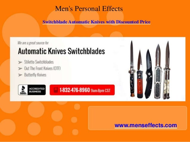 switchblade automatic knives with discounted price