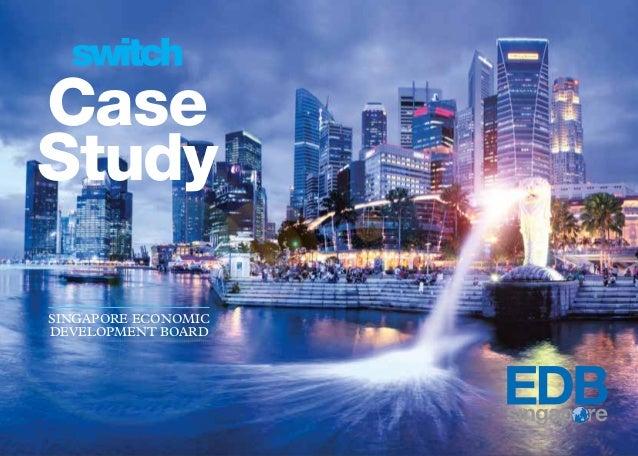Case Study Singapore Economic Development Board