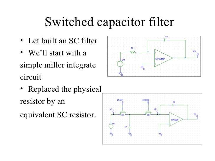 Peachy Switched Capacitor Filter Wiring Cloud Pimpapsuggs Outletorg