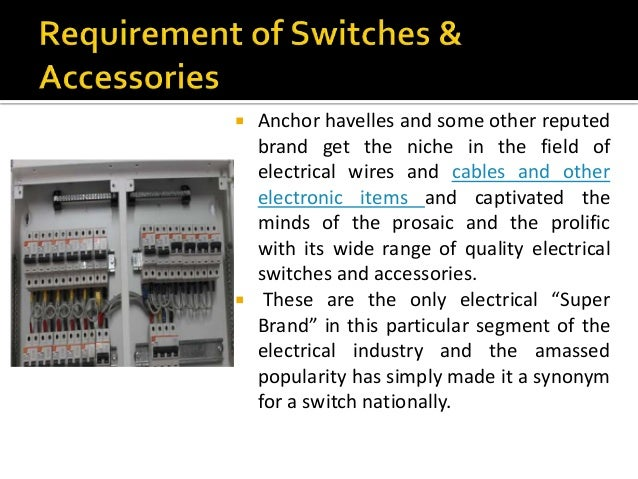 buy quality switches distribution board secure your house rh slideshare net