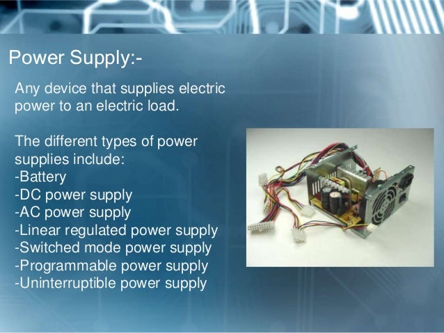 Switch Mode Power Supply on Switch Mode Power Supply Diagram