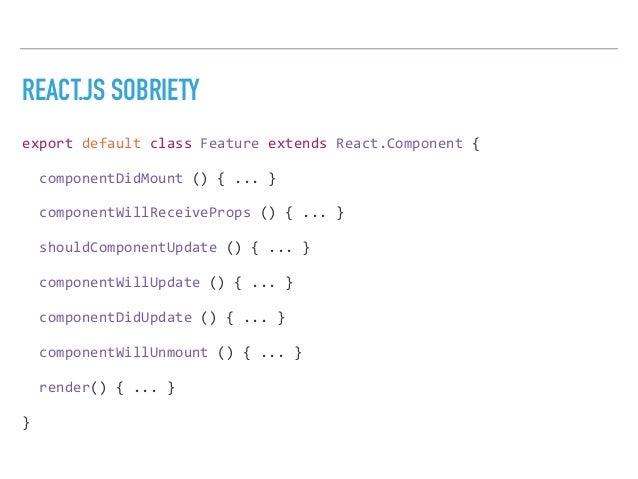 Switch to React js from AngularJS developer