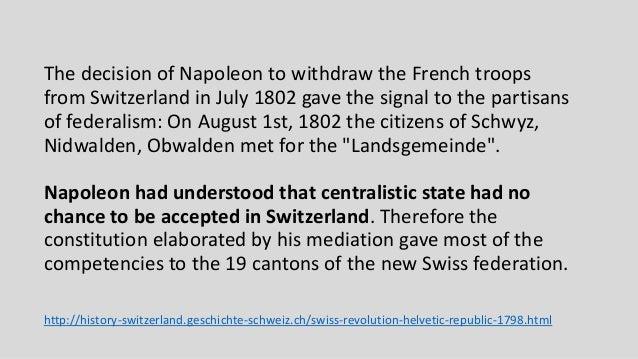 1802 Helvetic Republic constitutional referendum