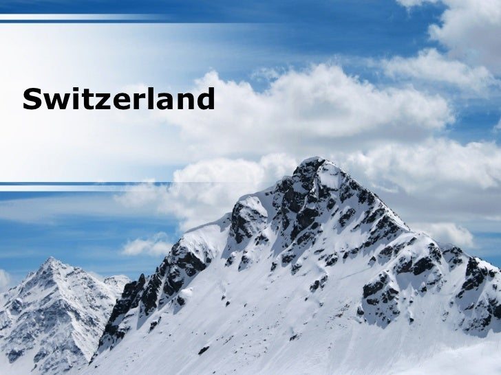 Switzerland Facts For Kids