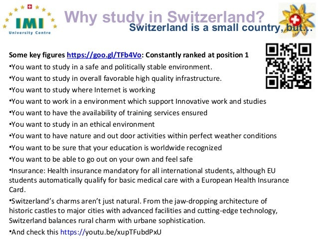 10 Reasons Why Studying Hospitality in Switzerland Has ...