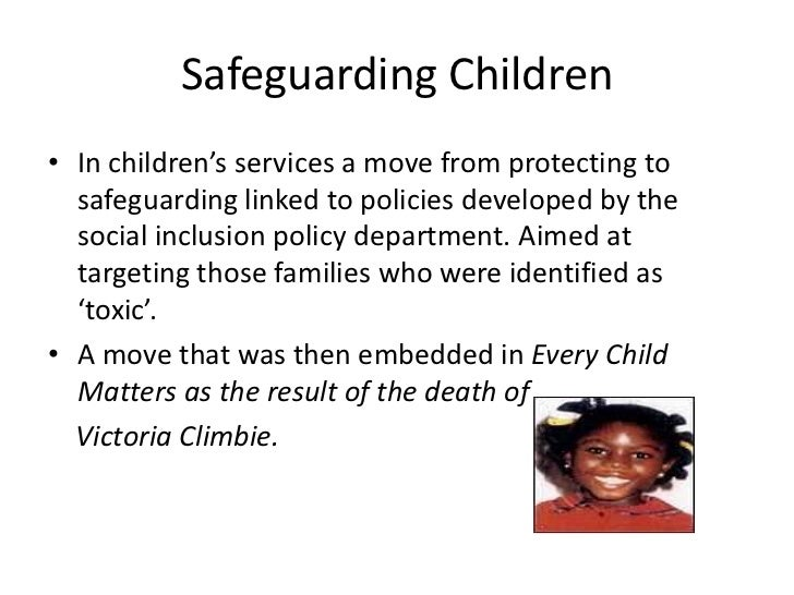 policies affecting the safeguarding of children 109 safeguarding children affected by gang activity  mid essex trust policies  and procedures as indicated within appendix 1 14 the policy.